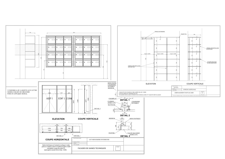 prestations bureau d 39 tudes sp cialis dans le domaine de la menuiserie. Black Bedroom Furniture Sets. Home Design Ideas